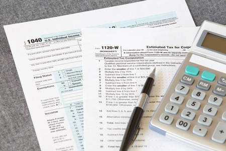 Organizing Tax Information in 4 Easy Steps