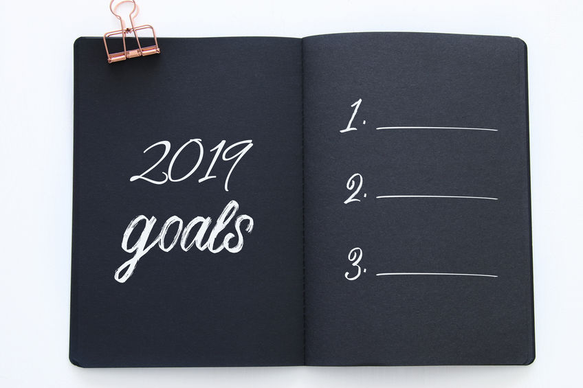 Setting Goals for the New Year to Boost Productivity